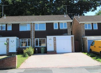 3 bed semi-detached house for sale in Pine View Close, Bursledon, Southampton SO31