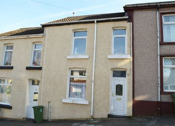 Thumbnail 3 bed terraced house for sale in Oakdale Road, Tonypandy, Mid Glamorgan