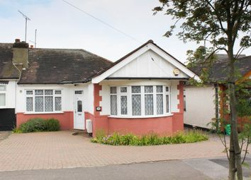 Thumbnail 3 bed semi-detached bungalow for sale in Kensington Drive, Woodford Green