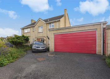 Thumbnail 4 bed detached house for sale in Brookfield, Highworth, Wiltshire