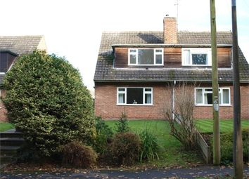 Thumbnail 3 bed semi-detached house for sale in Coton Road, Walton-On-Trent, Derbyshire