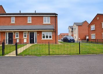 3 bed semi-detached house for sale in King Oswy Drive, Hartlepool TS24