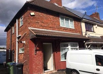 Thumbnail 3 bed semi-detached house to rent in Bassett Road, Wednesbury
