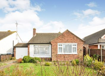 Thumbnail 2 bed bungalow for sale in Blean View Road, Herne Bay, Kent