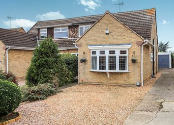 Thumbnail 3 bed bungalow for sale in Amberley Slope, Werrington, Peterborough