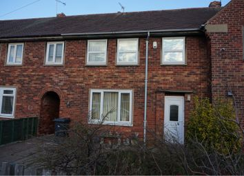 Thumbnail 2 bed town house for sale in Norwood Avenue, Rotherham