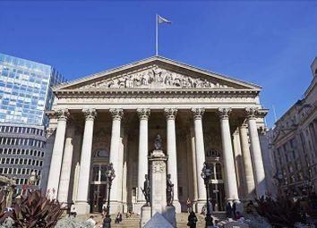 Thumbnail Serviced office to let in Royal Exchange, London