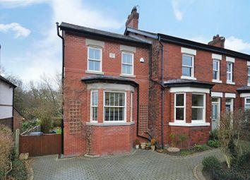 Thumbnail 5 bed semi-detached house for sale in Longhurst Lane, Mellor, Stockport