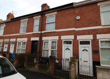 Thumbnail 2 bedroom terraced house for sale in Francis Street, Derby