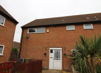 Thumbnail 4 bed end terrace house to rent in Webster Close, Norwich