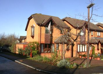 Thumbnail 3 bed detached house to rent in Loughton, Milton Keynes