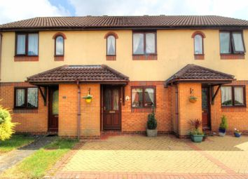 Thumbnail 2 bed terraced house for sale in 9 Worcester Way, Attleborough, Norfolk