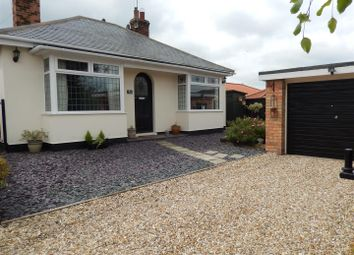 Thumbnail 2 bed detached bungalow for sale in Grantham Road, Radcliffe-On-Trent, Nottingham
