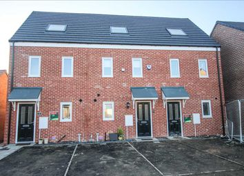 Thumbnail 3 bedroom town house to rent in Wallasey Drive, The Fairways, Cramlington