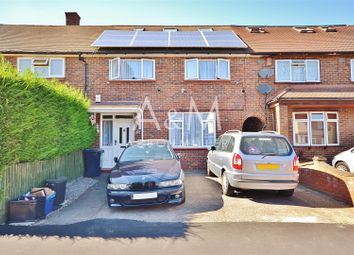 Thumbnail 4 bedroom terraced house for sale in Marlyon Road, Ilford