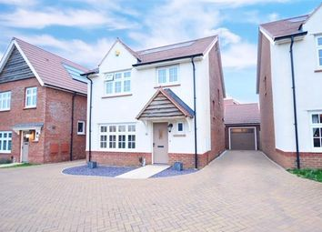 Thumbnail 4 bed detached house to rent in Nicholas Road, Barton Seagrave, Kettering