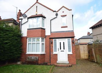 Thumbnail 3 bedroom detached house to rent in Cleveland Avenue, Scarborough