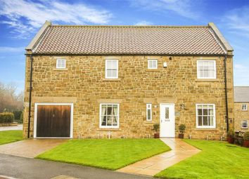 5 bed detached house for sale in Dukes Meadow, Backworth Village, Tyne And Wear NE27