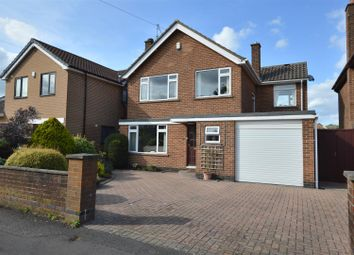 Thumbnail 4 bed detached house for sale in Hill View, Duffield, Belper, Derbyshire