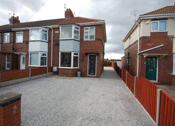 Thumbnail 3 bed end terrace house for sale in Grosvenor Avenue, Goole