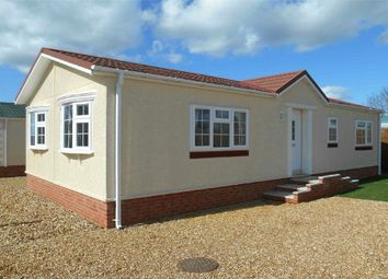 Thumbnail 2 bedroom mobile/park home for sale in Main Road, West Winch, King's Lynn