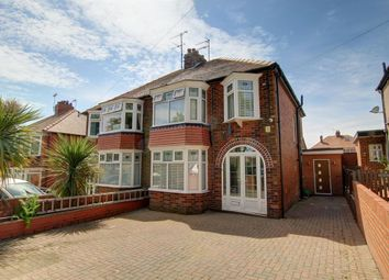 Thumbnail 3 bed semi-detached house for sale in St. Columba Road, Bridlington