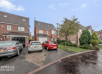 Thumbnail 5 bed detached house for sale in Larmouth Court, Willington, Crook, Durham