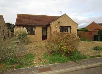 Thumbnail 2 bed detached bungalow for sale in Blatchford Way, Heacham, King's Lynn