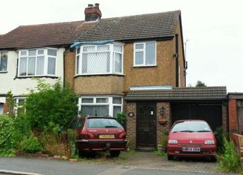 Thumbnail 3 bedroom terraced house for sale in Alder Crescent, Luton