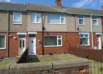 Thumbnail 3 bed terraced house to rent in Whitsun Avenue, Bedlington