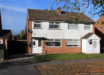 Thumbnail 3 bed semi-detached house to rent in Windermere Road, Wistaston