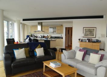 Thumbnail 3 bed flat to rent in Brewhouse Lane, Putney Wharf, London