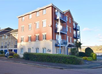 Thumbnail 2 bed flat for sale in Applecross Close, Rochester, Kent