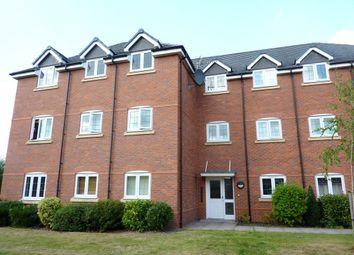 Thumbnail 2 bed flat to rent in Drake Close, Shrewsbury