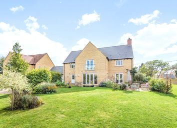 Thumbnail 5 bed detached house for sale in Faringdon Road, Southmoor