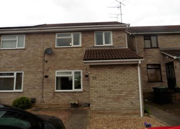 Thumbnail 3 bedroom semi-detached house to rent in Elizabeth Way, Stowmarket