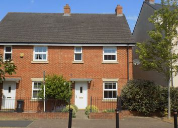 Thumbnail 3 bed semi-detached house for sale in Thursday Street, Swindon