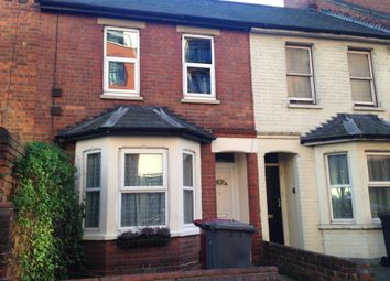 Thumbnail 3 bed terraced house to rent in Queens Road, Reading