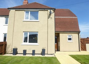 Thumbnail 3 bed end terrace house for sale in Mercian Way, Sedbury, Chepstow