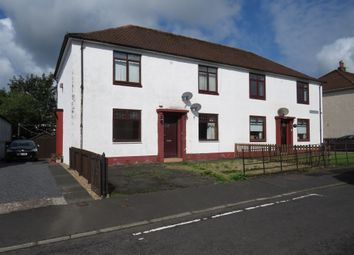 2 bed flat for sale in Glencairn Terrace, Kilmaurs, Kilmarnock KA3