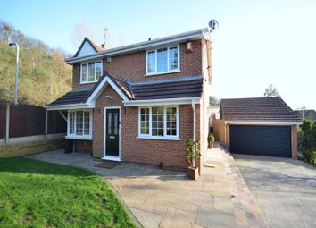 Thumbnail 4 bed detached house for sale in Gardenholm Close, Lightwood, Stoke-On-Trent