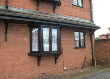 Thumbnail 1 bed flat to rent in King Street, Gainsborough