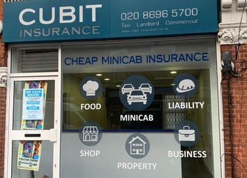 Thumbnail Retail premises for sale in Shrubbery Road, London