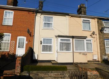 Thumbnail 3 bed terraced house for sale in Creeting Road, Stowmarket