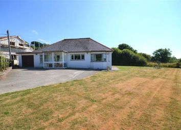 Thumbnail 3 bed detached bungalow for sale in Trelawne, Looe, Cornwall
