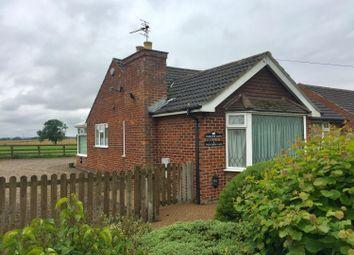 Thumbnail 2 bed bungalow to rent in West Moor Lane, Raskelf, York