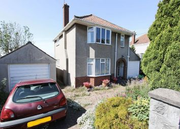 Thumbnail 3 bed detached house for sale in Kings Road, Clevedon