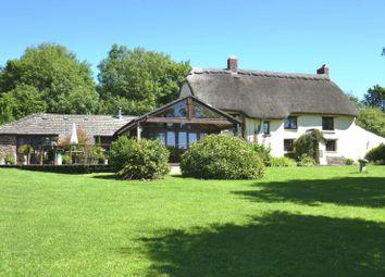 Thumbnail 4 bedroom property for sale in Holsworthy Beacon, Holsworthy, Devon