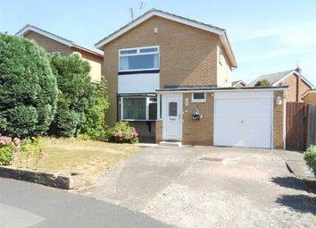 Thumbnail 3 bed detached house for sale in Rosehill Road, Crewe, Cheshire
