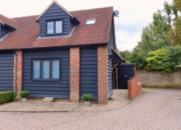 Thumbnail Barn conversion to rent in The Square, Thorncombe Street, Bramley, Guildford